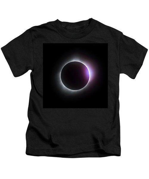 Just After Totality - Solar Eclipse August 21, 2017 Kids T-Shirt