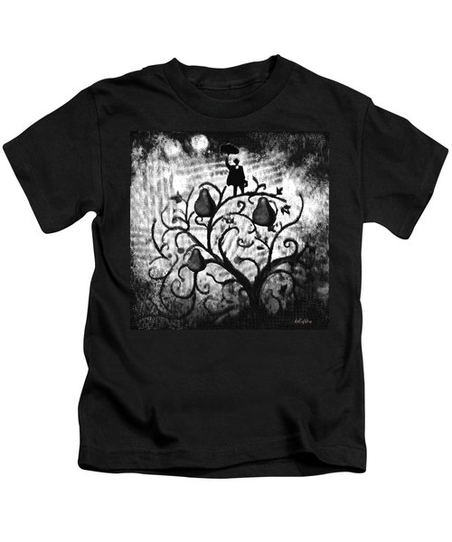 Just Another Day At Work Kids T-Shirt