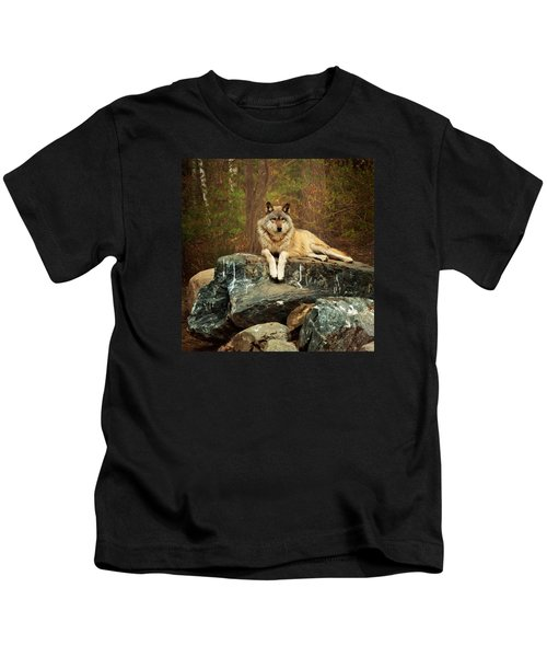 Just Chilling Kids T-Shirt