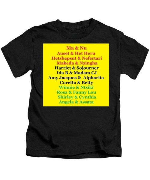 Kandaki Ma 3 Kids T-Shirt