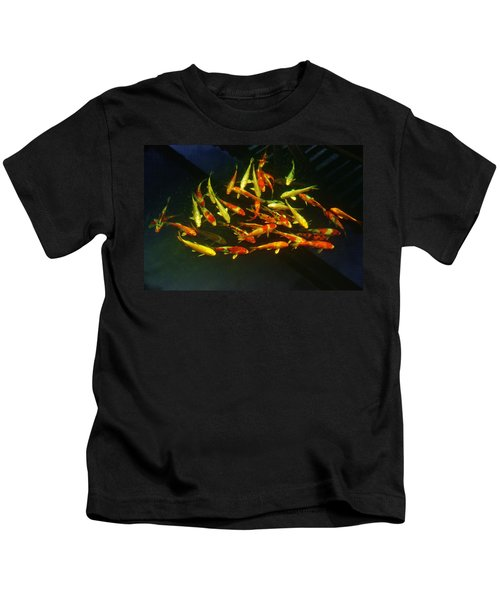 Kcsd Koi 6 2016 Kids T-Shirt