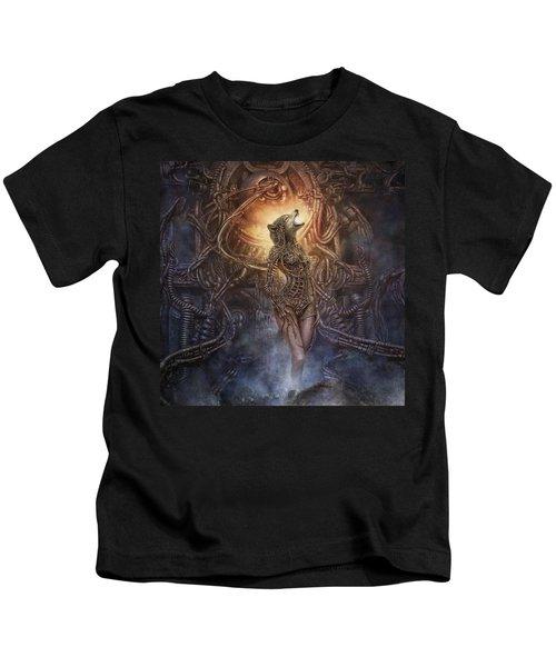 Kebechets Rebirth Kids T-Shirt