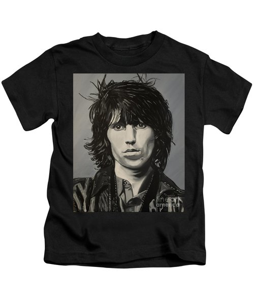 Keith Richards Kids T-Shirt