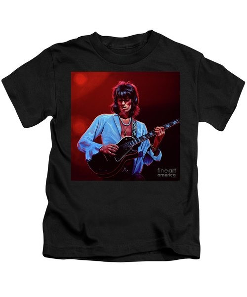 Keith Richards The Riffmaster Kids T-Shirt