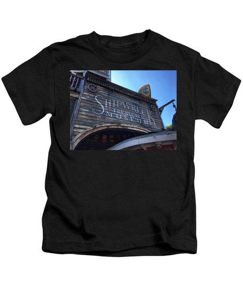 Key Museum  Kids T-Shirt