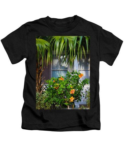 Key West Garden Kids T-Shirt