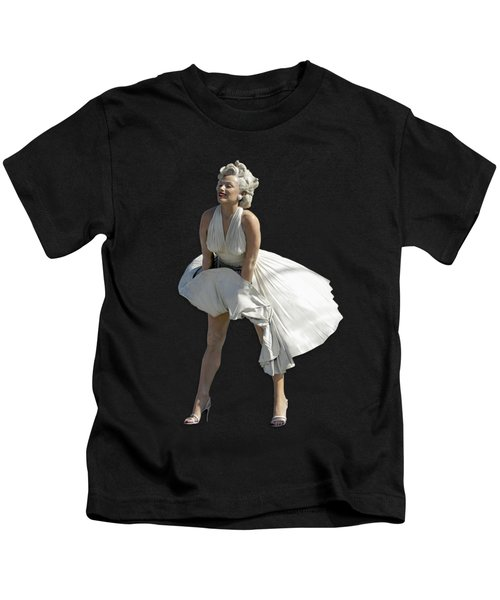 Key West Marilyn - Special Edition Kids T-Shirt