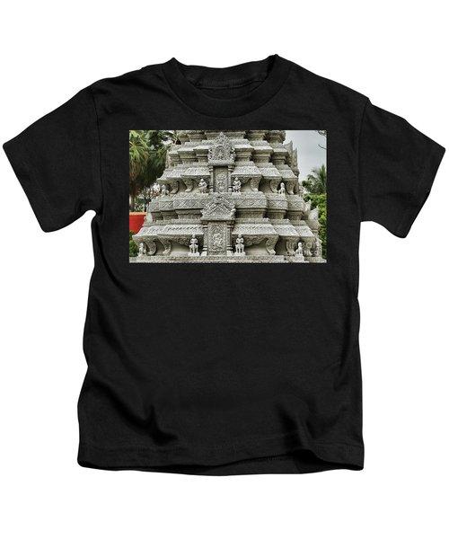 Khmer Architecture  Kids T-Shirt