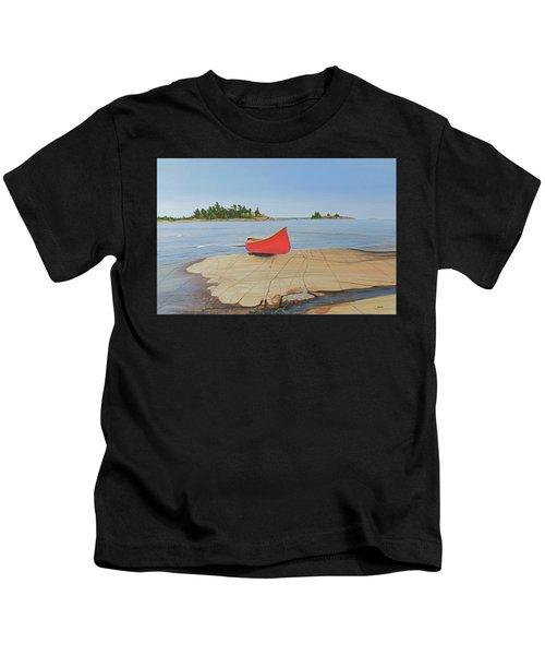 Killarney Canoe Kids T-Shirt