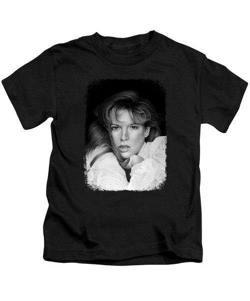 Kim Basinger Kids T-Shirt