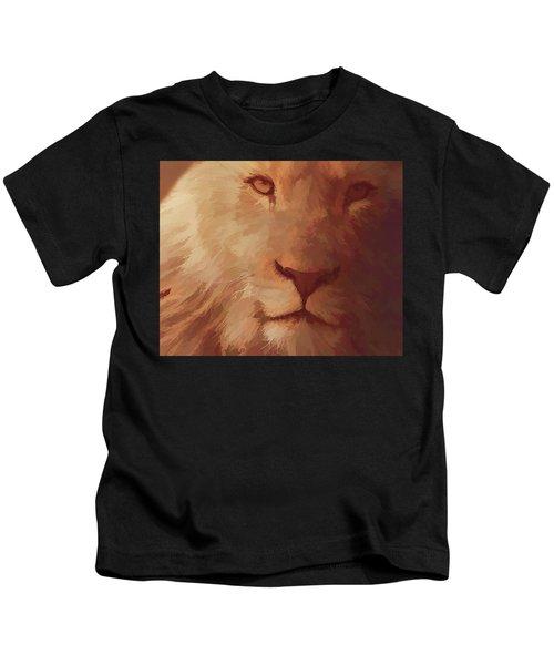 King Of The Jungle Kids T-Shirt