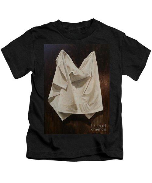 Painting Alla Rembrandt - Minimalist Still Life Study Kids T-Shirt