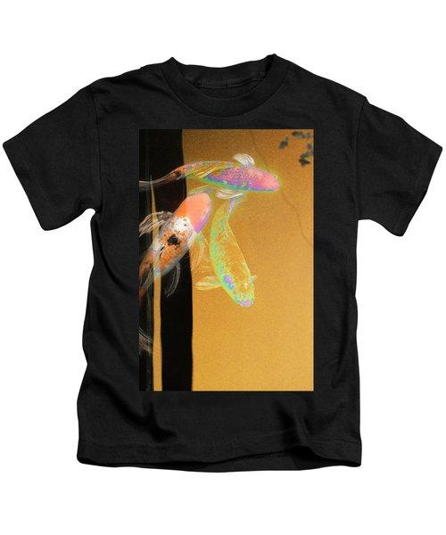 Koi Vi Yellow Kids T-Shirt