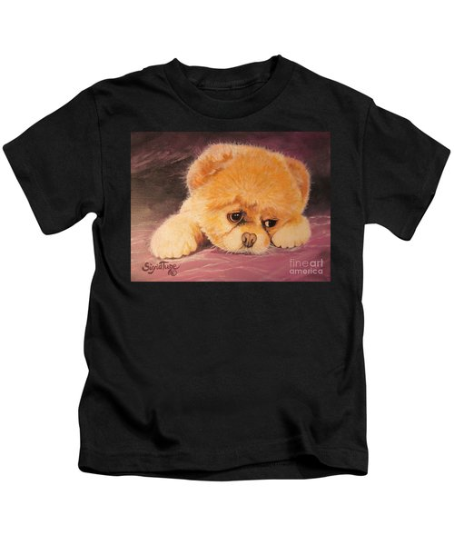 Flying Lamb Productions     Koty The Puppy Kids T-Shirt
