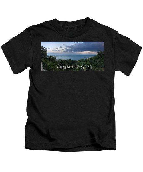 Kranevo Bulgaria Kids T-Shirt