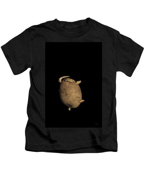 Kung-fu Potato Kids T-Shirt