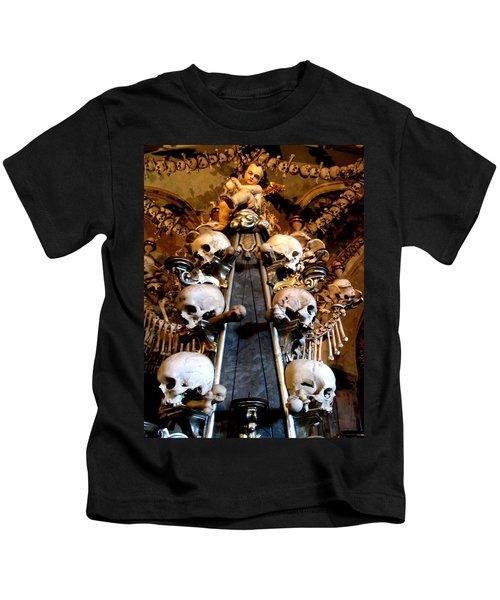 Kutna Hora Cz Kids T-Shirt