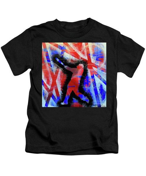 Kyle Schwarber - #letsgo Kids T-Shirt
