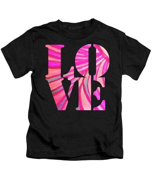 L O V E  Kids T-Shirt