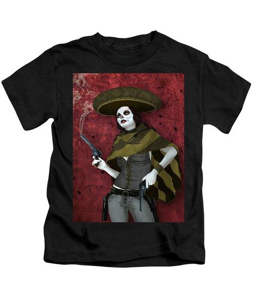 La Bandida Muerta Kids T-Shirt
