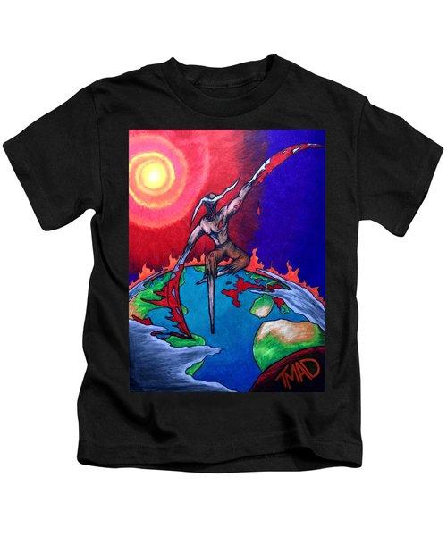 la Grande Reaper Kids T-Shirt