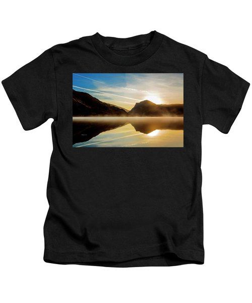 Lady In The Lake Kids T-Shirt