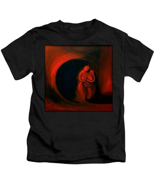 Lady Willendorf Kids T-Shirt