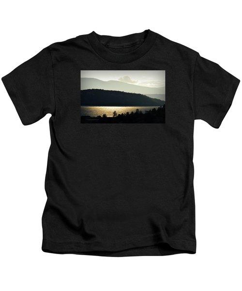 Lake Glimmer Kids T-Shirt
