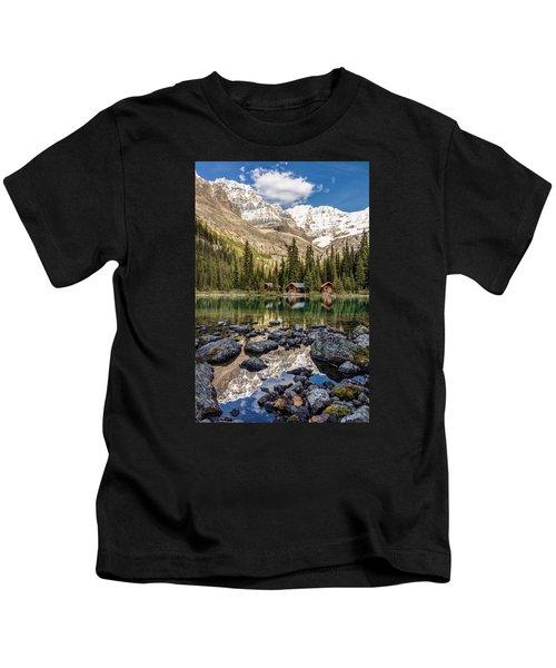 Lake O'hara Lodge Kids T-Shirt