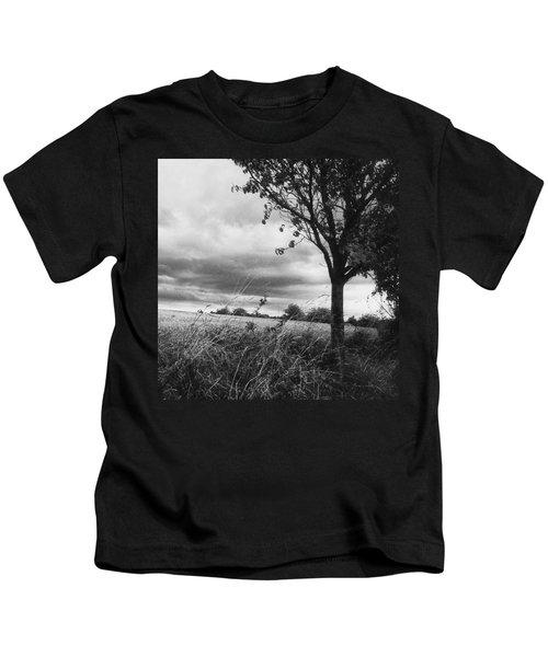 Landschaft Ist Auch Da - Kids T-Shirt