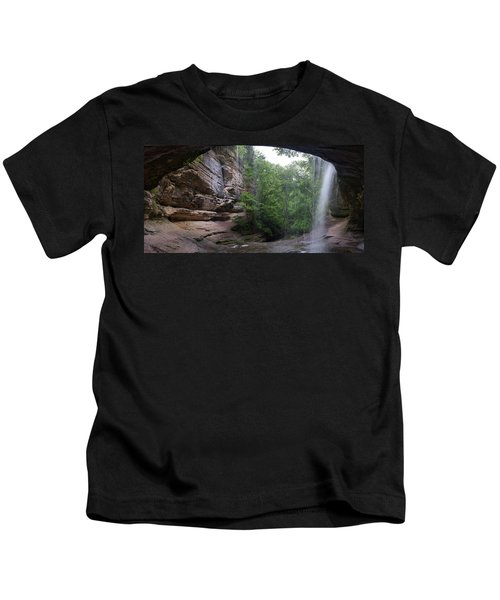 Lasalle Canyon Starved Rock State Park Kids T-Shirt