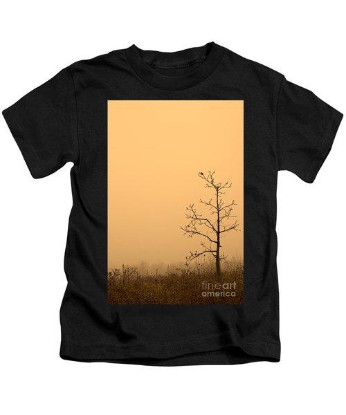 Last Leaves Kids T-Shirt