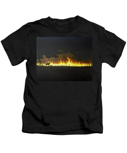 Last Look Back At Home Kids T-Shirt