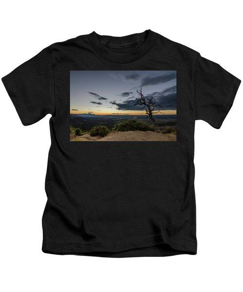 Last Tree Standing Kids T-Shirt