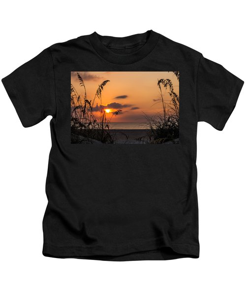 Late Sunrise 3 Kids T-Shirt