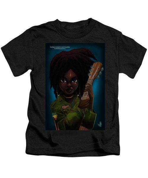 Lauryn Hill Kids T-Shirt