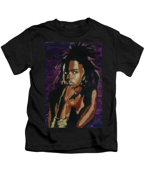 Lauryn Hill Kids T-Shirt