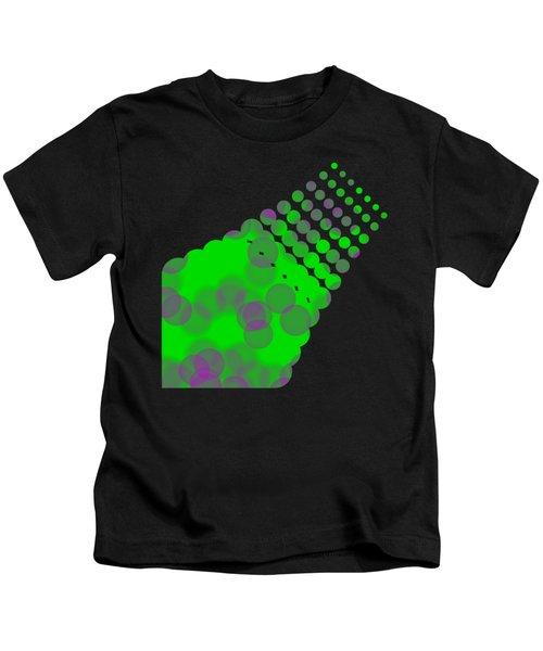 Lavender Bokeh Kids T-Shirt