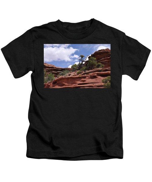 Layers Upon Layers Kids T-Shirt
