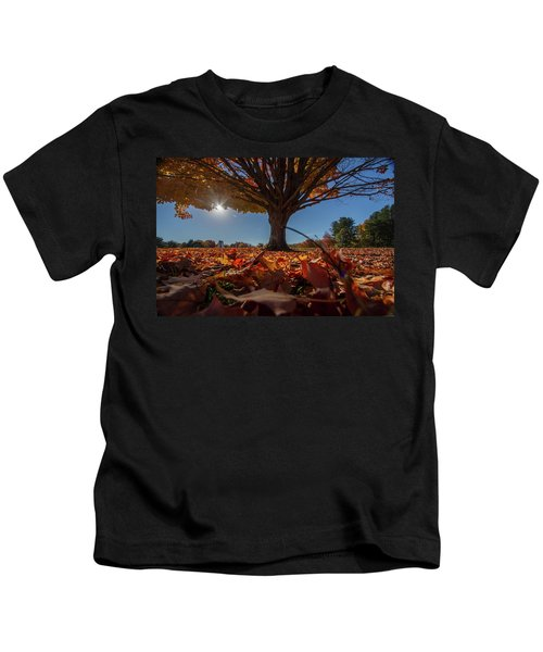 Leaves Kids T-Shirt