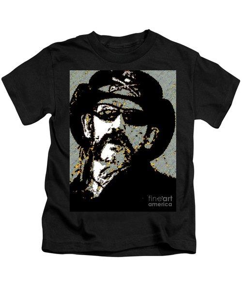 Lemmy K Kids T-Shirt