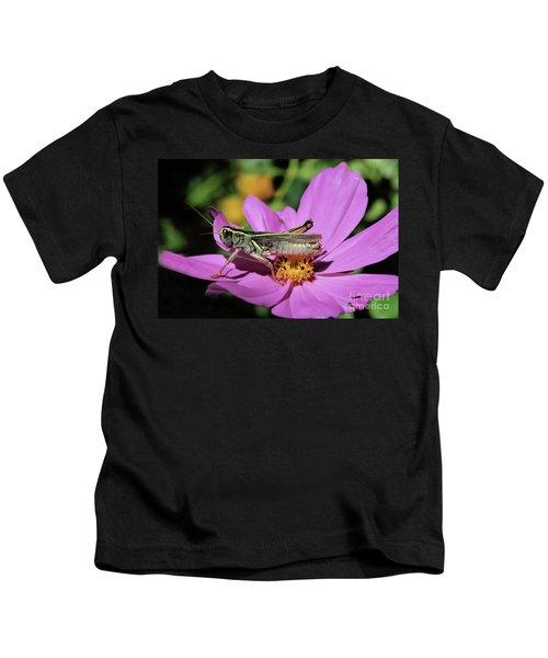 Lets Go Fishing Kids T-Shirt