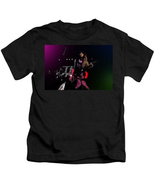 Lexxi Foxx - Steel Panther Kids T-Shirt