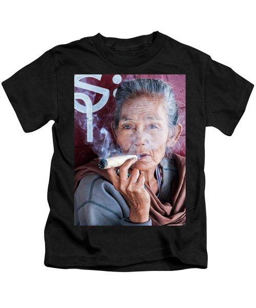 Liberated. Kids T-Shirt