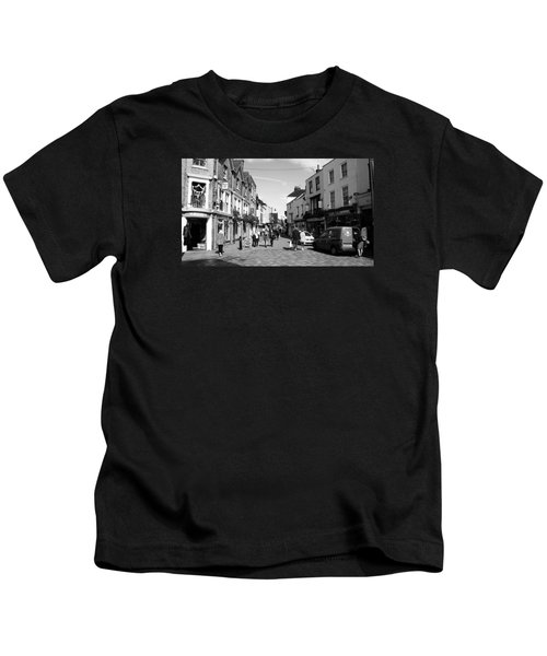 Life In Canterbury Kids T-Shirt