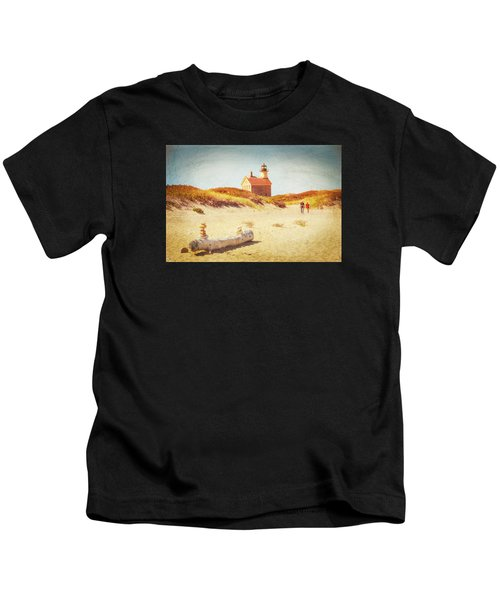 Lifes Journey Kids T-Shirt