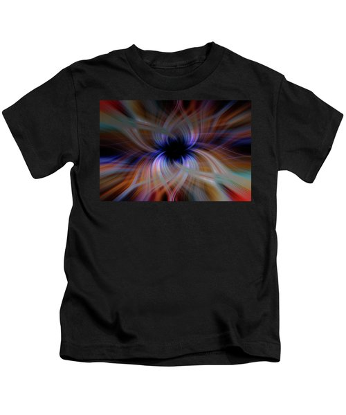 Light Abstract 5 Kids T-Shirt