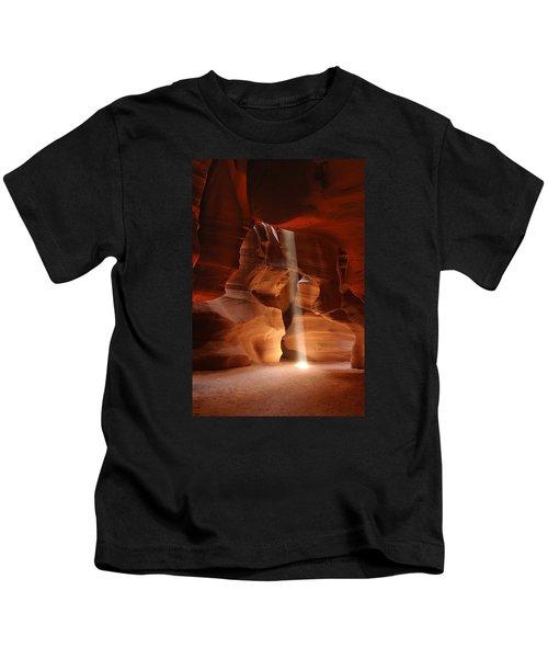 Light From Above Kids T-Shirt