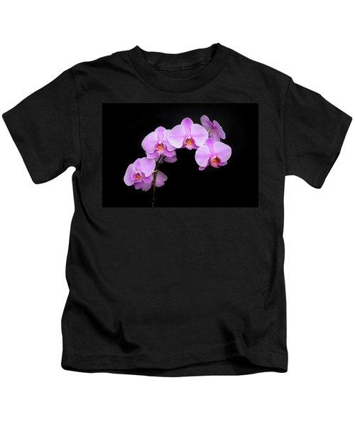 Light On The Purple Please Kids T-Shirt
