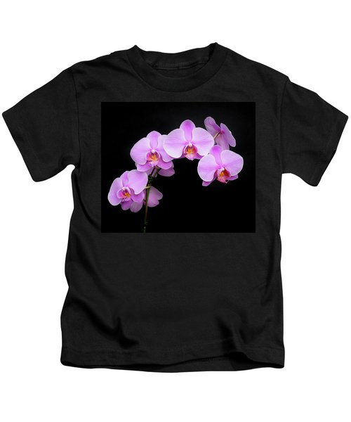 Light On The Purple Please Kids T-Shirt